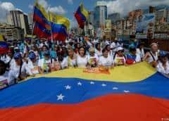 Guaidó convoca nuevamente a protestas contra gobierno de Nicolás Maduro en Venezuela
