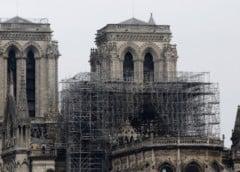 Petrolera Total donará 110 millones de euros para Notre Dame
