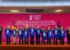 Sin Trump, la ASEAN se centra en iniciativa comercial china