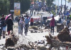 Bolivia: Persisten bloqueos en Sayari y transportistas piden ayuda a autoridades nacionales