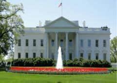 Detienen a un individuo que trataba de entrar a la Casa Blanca