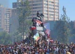 Piñera afirma que culminará su período presidencial pese a protestas
