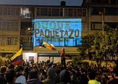 Las protestas no amainan en una Colombia que espera diálogo con el Gobierno