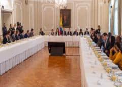 Colombia: Comité del paro termina reunión con Duque y se convocan más manifestaciones
