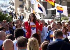 "Arrimadas avisa a Sánchez que la repetición le irá mal: ""Me huele a Andalucía"""