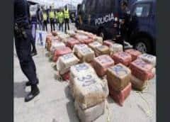La UE registra un auge de la violencia del narcotráfico