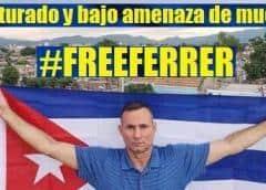 Exiliados cubanos exigen en Washington la liberación de José Daniel Ferrer