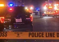 Tiroteo en California deja al menos 4 muertos y 6 heridos