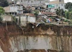Guatemala declaró estado de calamidad por derrumbes por falta de recursos