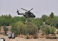 Macron: Mueren 13 soldados en choque de helicópteros en Mali