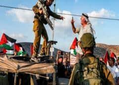 Palestinos protestan decisión de EEUU sobre asentamientos