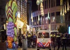 Policía holandesa detiene a hombre de 35 años sospechoso de perpetrar ataque en La Haya