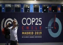 EE.UU. envía una delegación de bajo rango a la cumbre del clima en Madrid