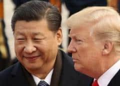 China afirma que presidentes Xi y Trump están en contacto continuo