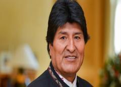La Fiscalía boliviana ordena la detención del expresidente Evo Morales por terrorismo y sedición