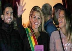 Bolivia: Áñez anuncia inminente orden de arresto contra Evo Morales