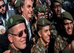 Bolsonaro concede indulto navideño a policías condenados por crímenes no intencionados