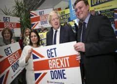 La visita de Trump salpica a la campaña electoral británica