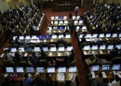 Cámara de diputados rechaza acusación a Piñera por gestión de las protestas