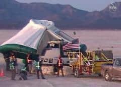 Starliner aterriza tras fallida misión espacial