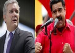Un Maduro frustrado «soluciona» sus problemas insultando a Iván Duque