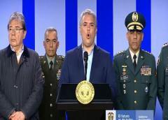 El cuestionado jefe del Ejército colombiano abandona el cargo