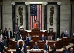 La Cámara de Representantes aprueba el 'impeachment' contra Donald Trump
