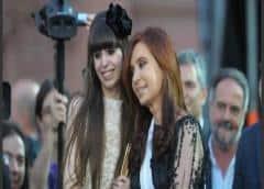 Autorizan a Cristina Fernández a un nuevo viaje a Cuba para ver a su hija