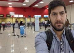 Prohíben salida de Cuba a Claudio Fuentes, fotógrafo opositor