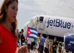 Entra en vigor la prohibición de vuelos entre EEUU y el interior de Cuba