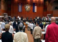 Parlamento cubano traza plan de resistencia a la presión económica de EEUU