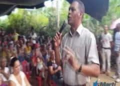 Policía política vuelve a citar a pastor santiaguero por sus actividades religiosas