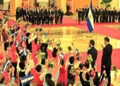 """China otorga a El Salvador """"gigantesca cooperación"""" para infraestructura: Bukele"""