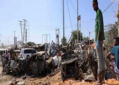 Somalia: fuerte explosión causa al menos 76 muertos en Mogadiscio