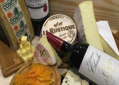 Francia combate amenaza de aranceles de EEUU a champán y quesos
