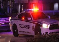 Nueva persecución policial en Florida termina con disparos