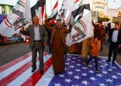 Irak condena los ataques aéreos de EEUU como inaceptables y peligrosos
