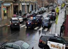 Reportan tiroteo en Jersey City, EE.UU.