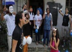 Nicaragua: 'Vamos a seguir denunciando y protestando', dice Amaya Coppens recién liberada