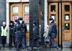 Tiroteo Rusia: Tres muertos en el centro de Moscú
