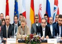 Irán analiza con 5 potencias cómo salvar acuerdo atómico de 2015