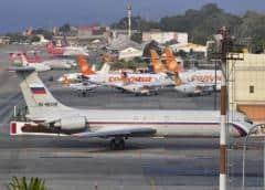 EEUU: Aviación civil de Venezuela no cumple requisitos de seguridad