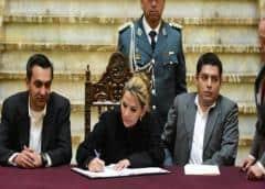 Áñez presenta informe de DDHH sobre crisis política en Bolivia