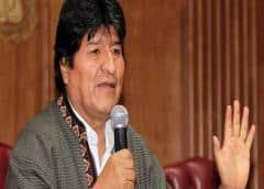 Exjuez de Corte Suprema argentina asume defensa de Morales