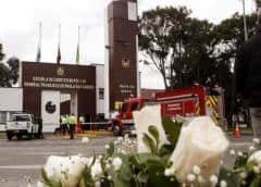 La Fiscalía acusará a la cúpula del ELN por el atentado a la escuela de policial de Bogotá