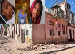Familiares de las niñas fallecidas tras derrumbe en Cuba culpan al gobierno de Díaz-Canel