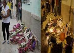 'Arde La Habana' indignación de los cubanos por el deceso de tres niñas