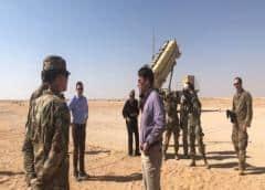 EE.UU. quiere instalar misiles Patriot en sus bases en Irak