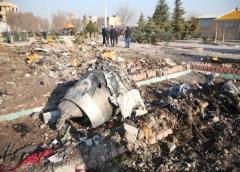 Irán no enviará a Ucrania las grabadoras del vuelo derribado por error