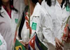 EEUU preocupado por acusaciones de amenazas a médicos cubanos en misión